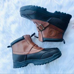 Polo Ralph Lauren Bog Boy Boots